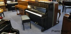 hoffmann-piano-magic-black-german-secondhand-buy-pretoria-gauteng-for-sale-1-sandton