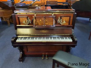 haake-antique-piano-magic-german-sale-original-used-buy-ivory-mooikloof-gauteng-1-johannesburg
