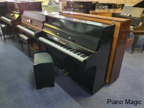 otto-bach-ebony-piano-magic-satin-black-restored-2nd-hand-immaculate-for-sale-buy-sandton-1-witbank