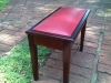 Piano Stool - 4legged- Brown